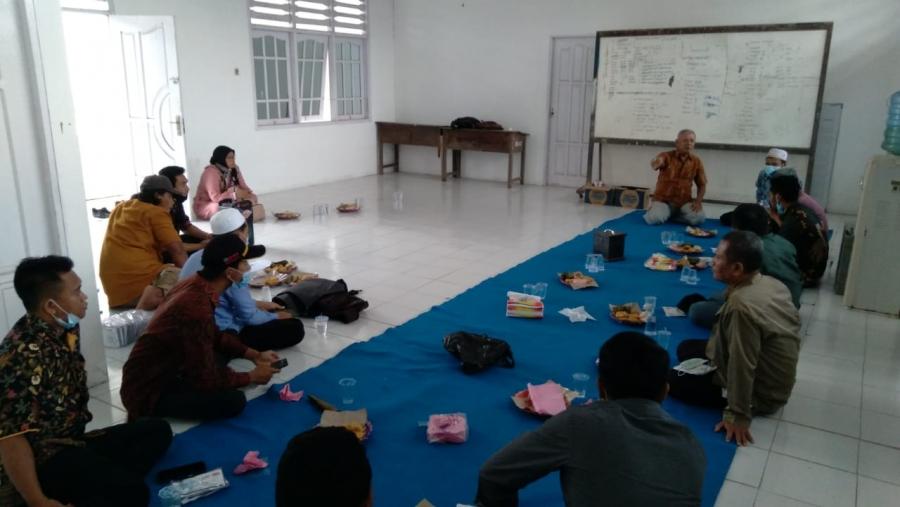 Memulai kembali Kajian dan Rapat PDM Sorong